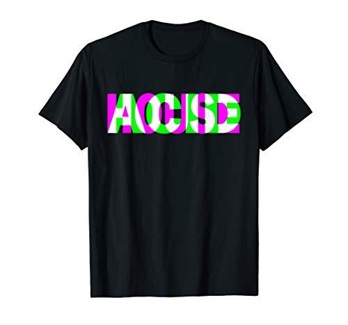 ACID HOUSE Techno Raver & DJ T-Shirt