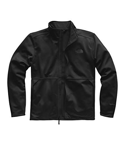 The North Face Men's Apex Canyonwall Jacket, TNF Black, Large (Best North Face Fleece)