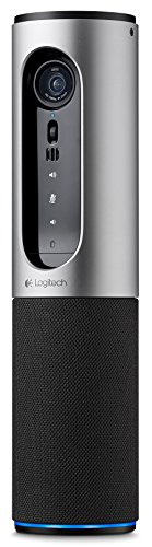 Logitech ConferenceCam Connect All-in-One Video Collaboration Solution for Small Groups – Full HD 1080p Video, USB and Bluetooth Speakerphone, Plug-and-PLay by Logitech (Image #1)