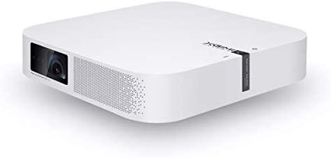 XGIMI Z6 Polar 1080p Full HD Smart Portátil Proyector, 700 ANSI LM,4k Supported, Auto Focus, Harman Kardon Stereo, Android 6.1, Disfruta Youtube 4k en ...