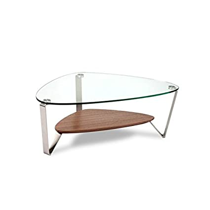 BDI Dino 1344 Small Coffee Table (Natural Walnut)