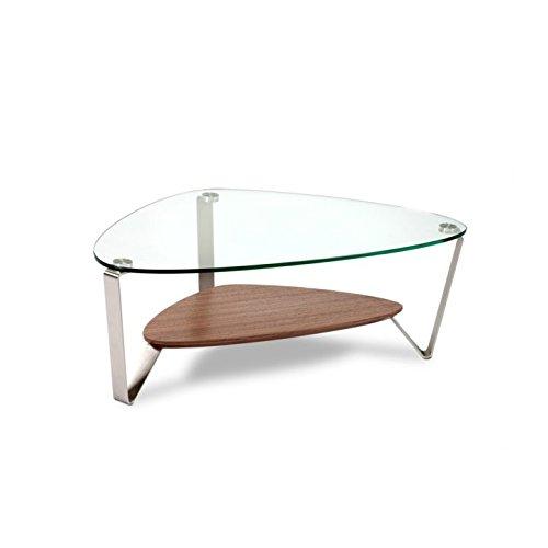 BDI Dino 1344 Small Coffee Table (Natural Walnut)