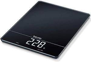 Balance de Cuisine KS 34, pour peser avec précision jusqu'à 15 kg, avec fonction tare et affichage à LED Magic