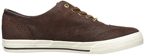 Polo Ralph Lauren Heren Vultan-sk Sneaker Bruin