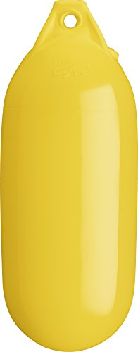 Polyform US S-1 Yellow Poly Buoy 6x15.5 YEL, Yellow