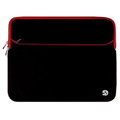 VanGoddy Black with Red Trim Universal 15 to 15.6 Inch Neopr