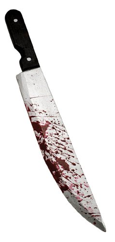 Rubie's Costume Co The Bloody Clever Costume, One Size, Multicolor]()