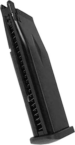 Evike KJW Spare Gas Mag for 1911 Tactical/Hi-CAPA Series Airsoft Gas Blowback Guns