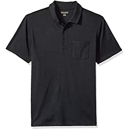 Amazon Essentials Men's Slim-fit Jersey Polo