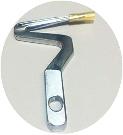 [해외]HONEYSEW S20626-0-01 for Brother N&V Series Overlock Industrial Sewing Machine Lower Looper / HONEYSEW S20626-0-01 for Brother N&V Series Overlock Industrial Sewing Machine Lower Looper