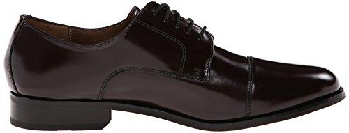 Zapato Oxford Para Hombre Broxton Con Punta En El Pie De Florsheim Borgoña