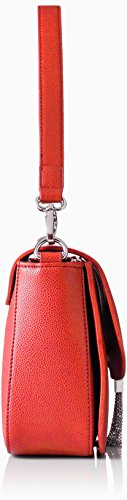 Valentino by Valentino Divina Rot Mario sac bandoulière Rosso fZFa8x