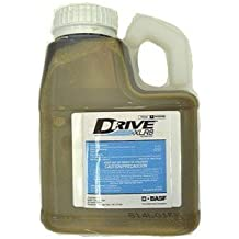 Drive XLR8 Herbicide 1/2 Gallon 64 OZ. KILLS CRABGRASS Garden, Lawn, Supply, Maintenance