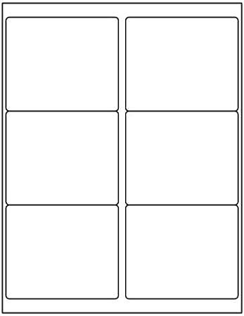 6 per page labels