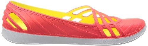 adidas Sandalias de Vestir de Caucho Para Mujer Rojo Red 36 2/3 EU