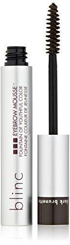 Blinc - Extreme Longwear Eyebrow Mousse, Dark Brunette