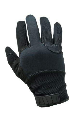 ACK, LLC HWI Gear Kevlar Palm Duty Glove, Small, Black by ACK, LLC