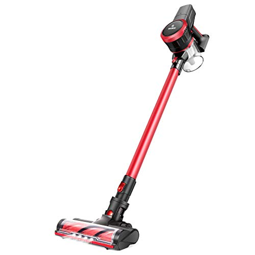 MOOSOO Cordless Vacuum Cleaner 17Kpa Strong Suction 2