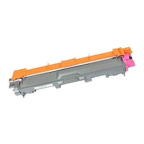 KCYMTONER 1 Pack Compatible for Brother Standard Yield Toner Cartridge TN221MG TN221 TN-221 Magenta Work with Brother HL-3170CDW MFC-9130CW MFC-9330CDW HL-3140CW HL-3180CDW MFC-9340CDW Laser Printer