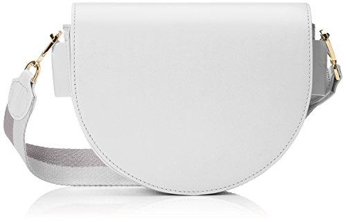 Mujer Blanco Bolsa La Berlín Liebeskind blanco Cuerpo Cruzada 0286 De Óptico Mixedbagms8 OXgOq