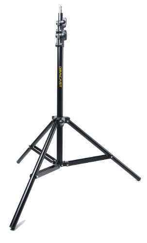 Dracast DR-DLS-805 Light Stand, Black by Dracast