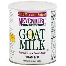 Meyenberg Powdered Instant Goat Milk (12x12/12 Oz)