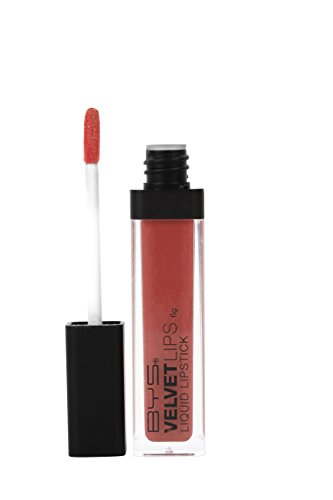 BYS Velvet Lips Liquid Lipstick Bare Beauty Nude