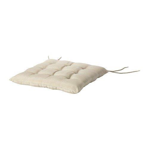 IKEA Hola - cojín, para exteriores, beige - 40 x 40 cm ...