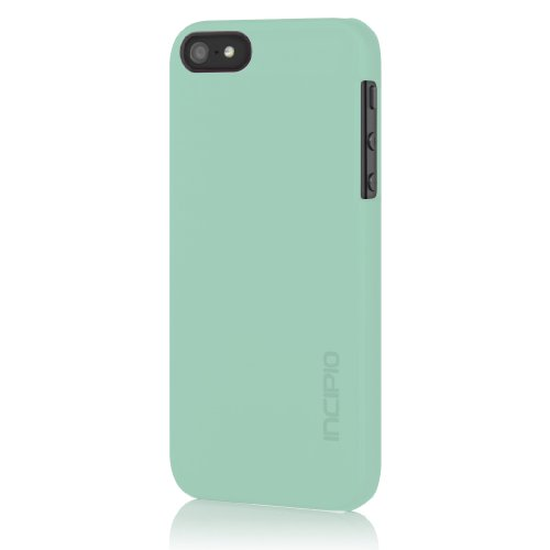 Incipio Feather Case for iPhone 5S - Retail Packaging - Mint (Incipio Feather Slim Form)