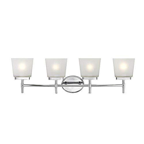 HomeDecorators 4-Light Vanity Fixture Copperhill Collection