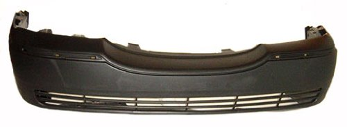 Town Car Front Bumper Cover - OE Replacement Lincoln Town Car Front Bumper Cover (Partslink Number FO1000528)