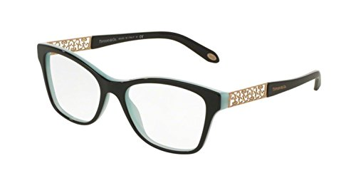 Tiffany & CO Eyeglasses Tiffany TF 2130F 8055 BLACK BLUE
