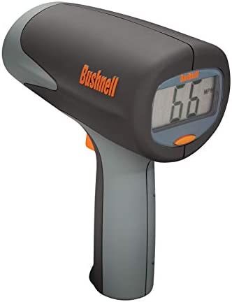 Laser speedometer