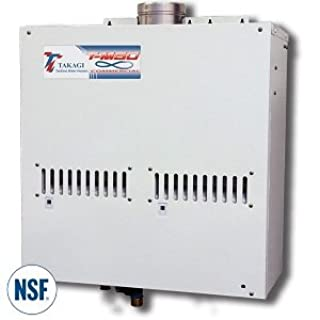 Takagi T-M50 ASMELP Heavy-Duty ASME Certified Commercial Propane Tankless Water Heater, 14.5-Gallon Per Minute (B006T0AYTM) | Amazon price tracker / tracking, Amazon price history charts, Amazon price watches, Amazon price drop alerts