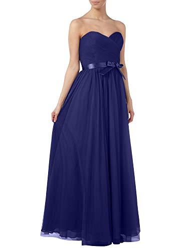 A Dunkel Blau Brautjungfernkleider Linie Lang Grau Abendkleider Herzausschnitt Marie Partykleider La Einfach Royal Braut Elegant 6AS74v4naq