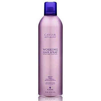 99603ff47b97 Caviar Anti-Aging Working Hair Spray Alterna Hair Spray Unisex 15.5 oz  (Pack of 3)