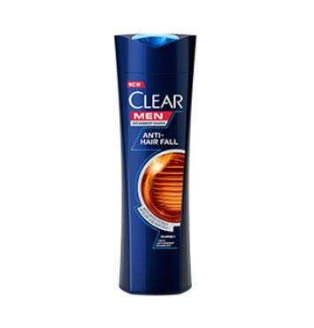 #MG CLEAR Men Anti-Hair Fall Anti-dandruff Shampoo 315ml -Strengthens hair from roots for up to 10X less hairfall