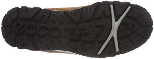 Uomo Ecco 51123 Oregon Sneaker Collo Marrone Alto A brick wWpPwnrxA