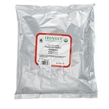 Frontier Herb Cinnamon - Organic - Fair Trade Certified - Powder - Ground - Ceylon - Bulk - 1 lb