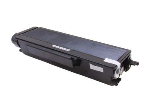 (Rosewill RTCG-TN580 High Yield Black Toner Replacement for Brother TN-580 TN580 TN-550 TN550)