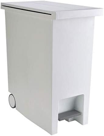 ゴミ袋 ゴミ箱用アクセサリ クリエイティブペダル型屋根付きゴミ箱家庭用バスルームキッチンリビングルームゴミ箱 キッチンゴミ箱
