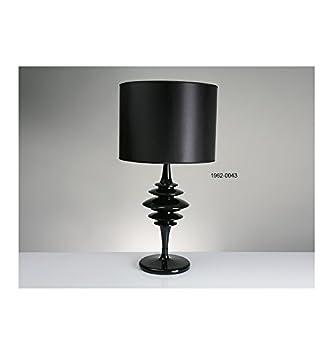 Versa Lampe A Poser Noire Design Hauteur 80 Cm Amazon Fr Cuisine
