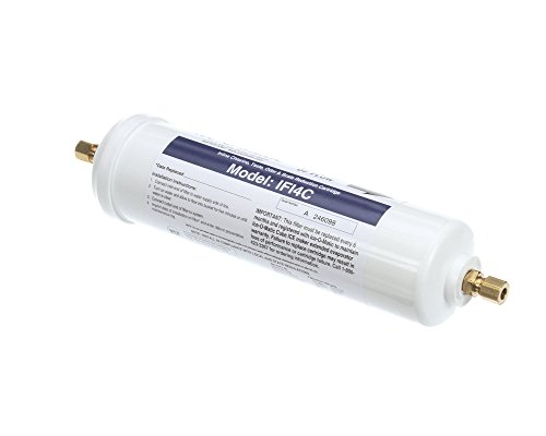 Ice O Matic IFI4C In-Line Ice-O-Matic Filter, 1/4'' Size by Ice-O-Matic