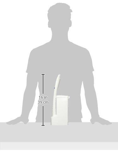 Scotch-Brite Disposable Toilet Scrubber - size
