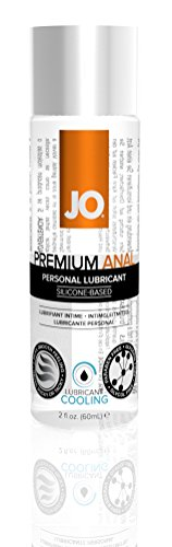 JO Premium Anal Silicone Lubricant - Cooling ( 2 oz )