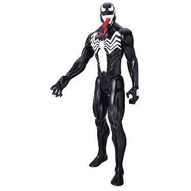 Marvel – Spider-Man – Titan Hero Series – Venom – Figurine 30 cm HASBRO 5010993334537