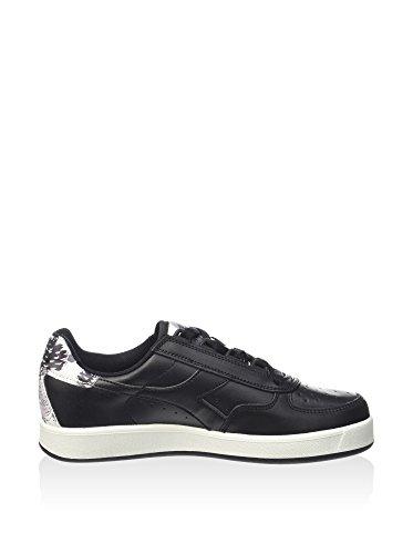 Diadora Sneaker B. Elite Wnt Birds Nero EU 38 (5 UK)