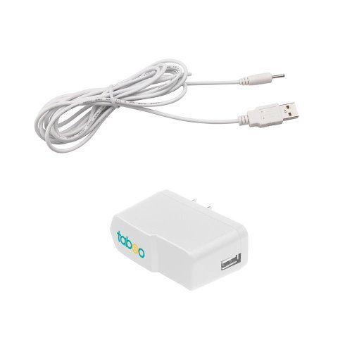 Tabeo e2 AC Adapter & Cable with Pin