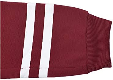 Stranger Things Sweatshirt Women Sports Casual Long Sleeve Striped Hoodie Jumper Letter Printed Velvet Lining Baggy Pullover Sweater Unisex