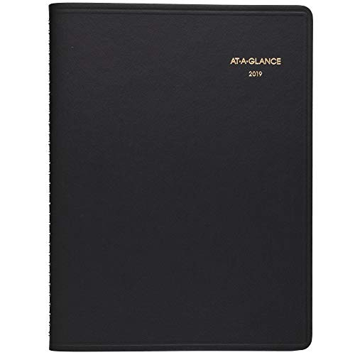 AT-A-GLANCE 2019 Daily Appointment Book, 8